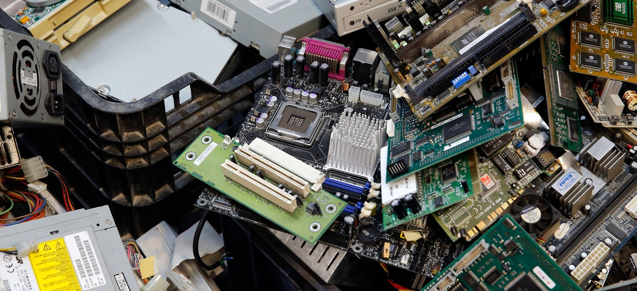 Used IT Equipment Buyers | Electronics Recycling Companies