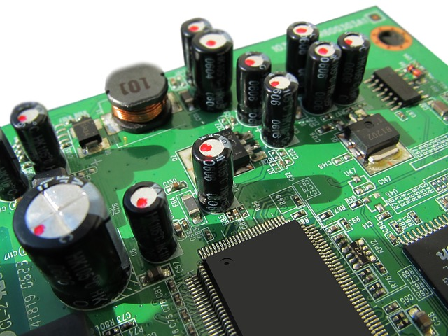 SMD capacitors and SMD components