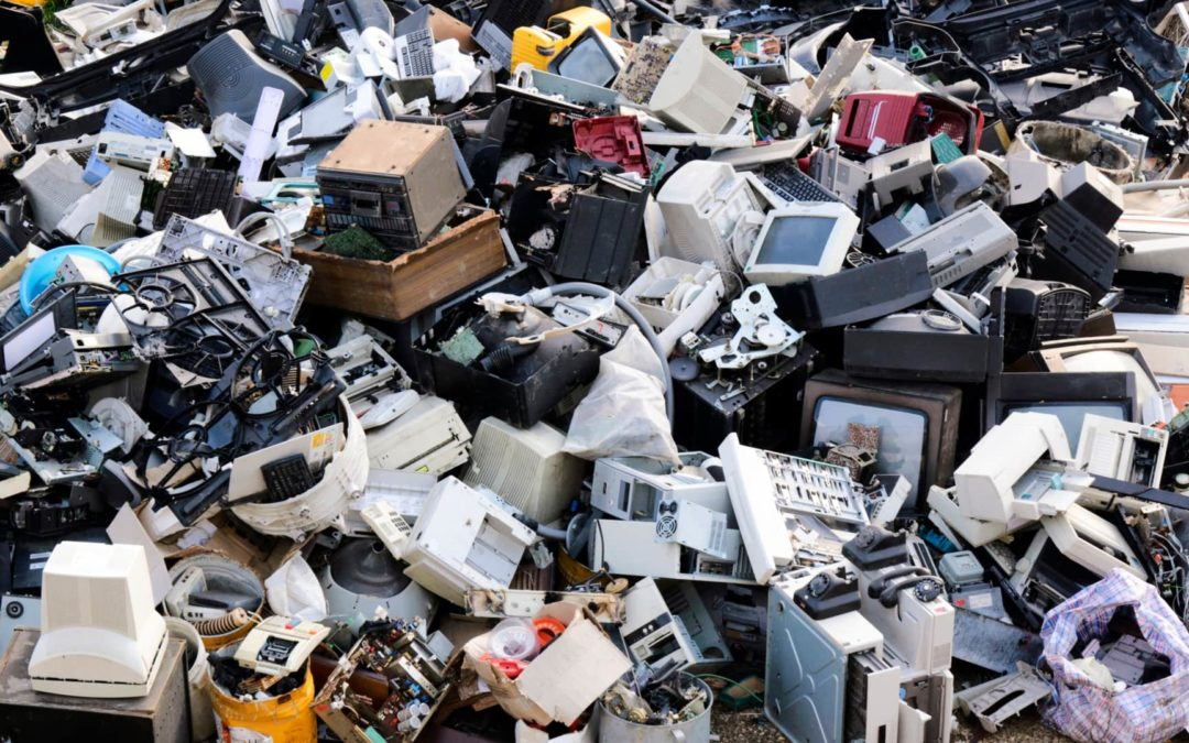What Is Considered E-Waste?