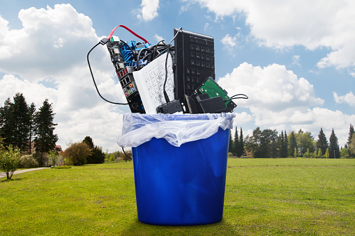 Top 4 Benefits of E-Waste Recycling